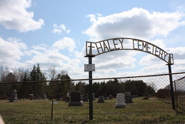 Haley Union Cemetery