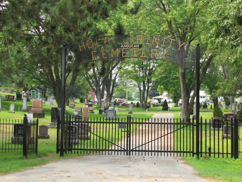 Holy Trinity Anglican Cemetery