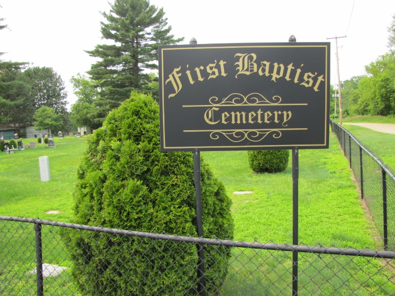 First Baptist Cemetery