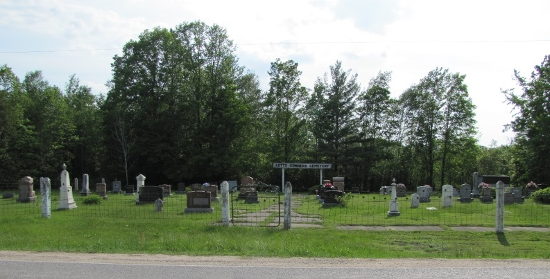 Letts Corners Cemetery