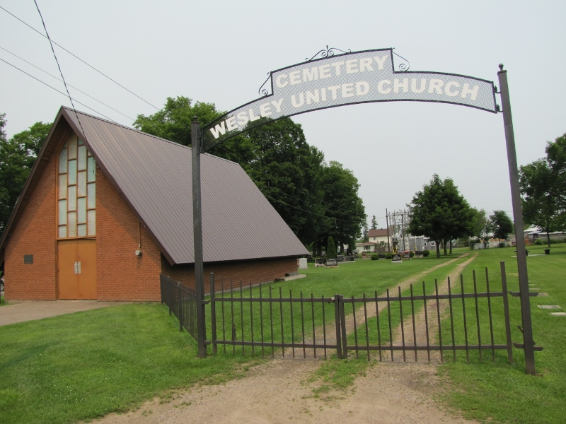 Wesley United Church Cemetery